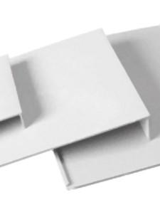 Placas Laterais para Caixas Cúbicas